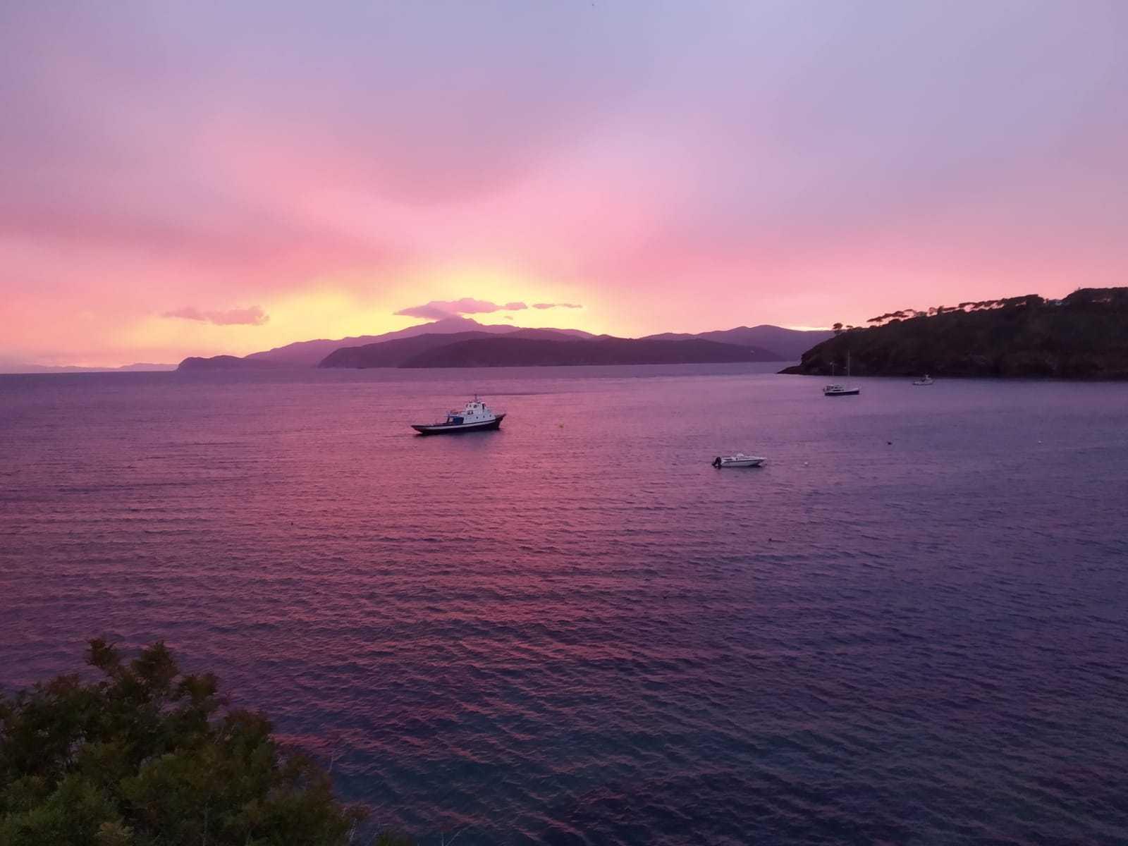 All'Isola d'Elba