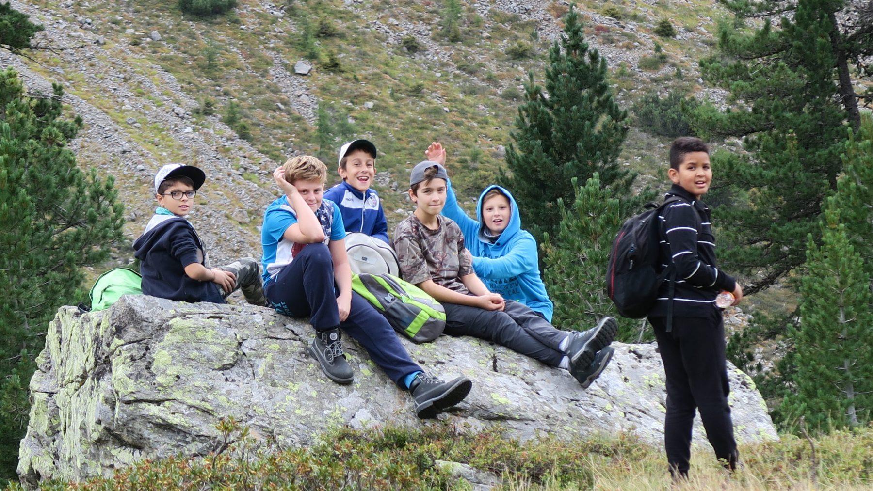In montagna in Val Badia
