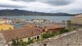 Vista del porto Mediceo