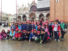 Foto a Venezia